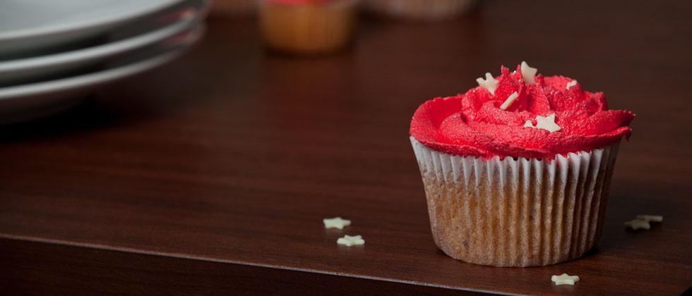 We love cupcakes