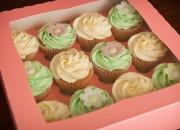 5 Year Anniversary Cupcakes