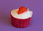 Strawberry Daiquiri Cupcake